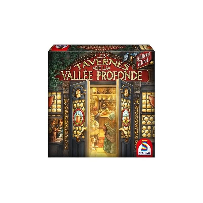 mighty-games-Les Tavernes de la Vallée Profonde